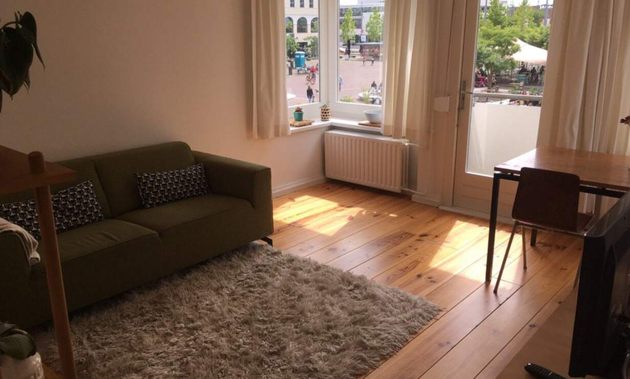 Bright and spacious apartment Amsterdam Oud-Zuid - Upload photos 5
