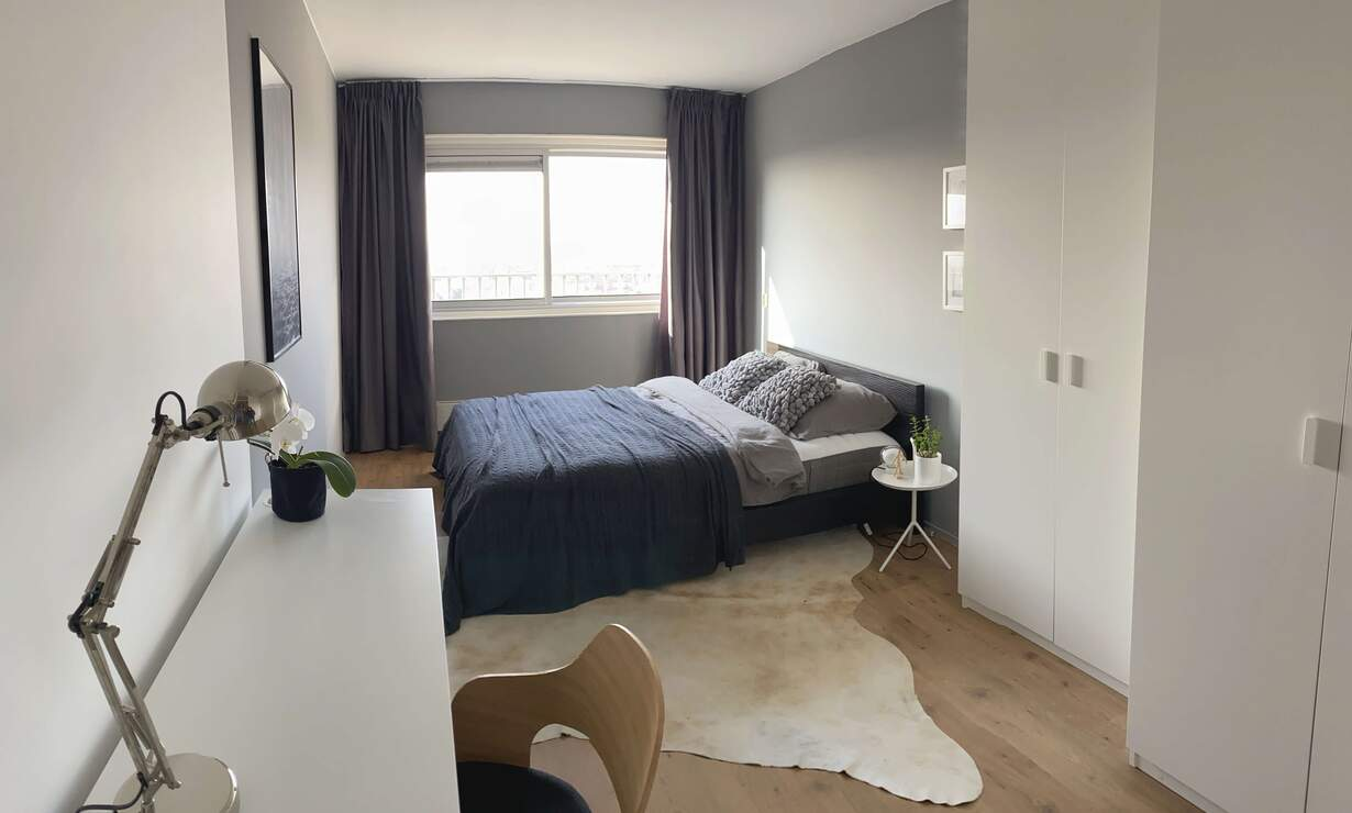 """Apartment with """" A-View"""" in Amstelveen - Upload photos 8"""