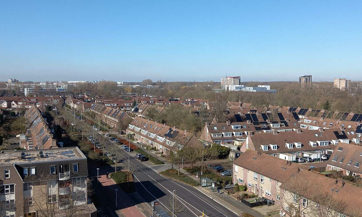 """Apartment with """" A-View"""" in Amstelveen - Upload photos 16"""
