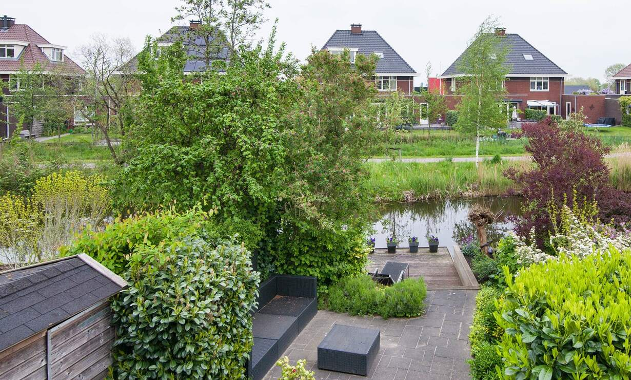 Gouda, 10m2 room in a comfortable house  - Upload photos 5