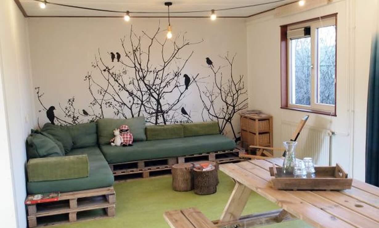 8-person apartment in Amsterdam North