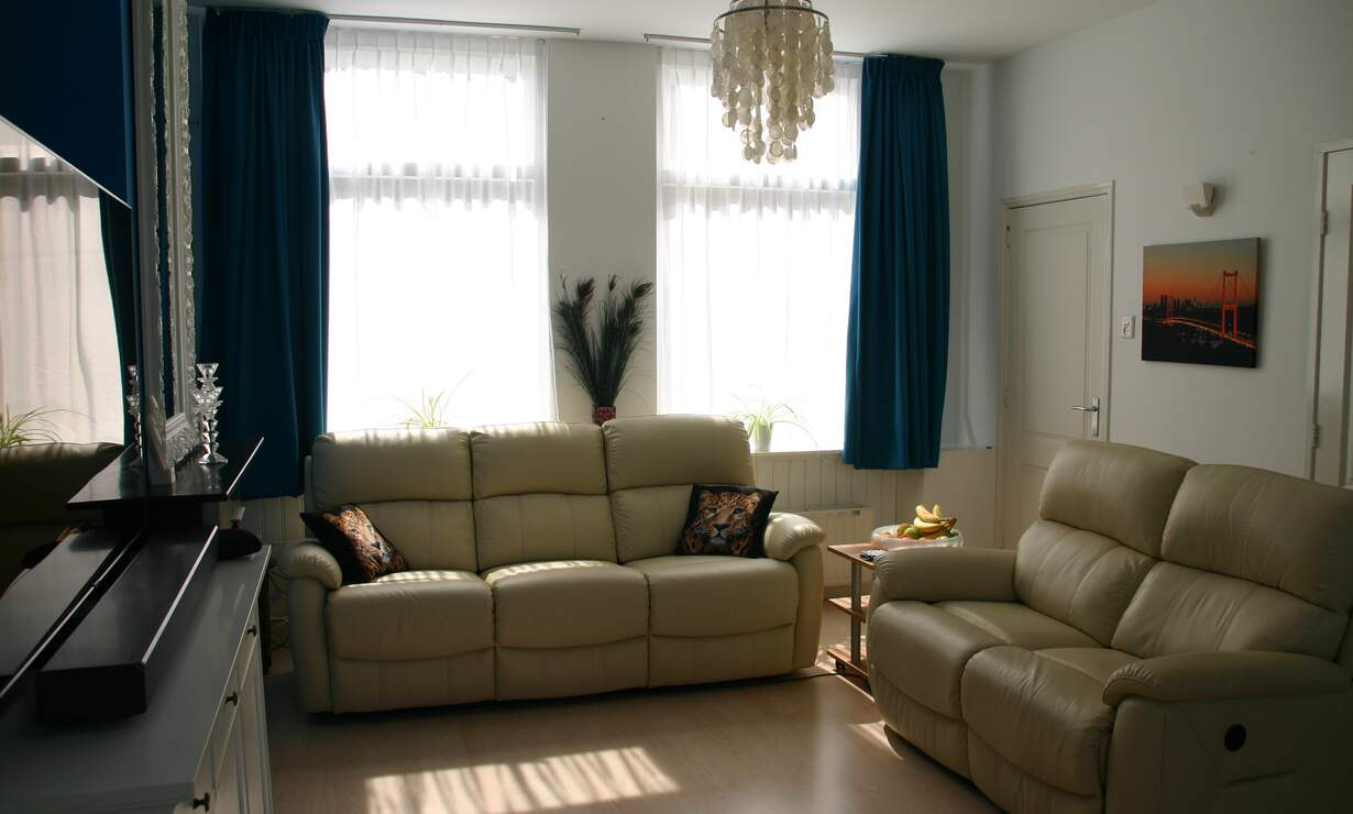 Bright apartment in Amsterdam-Oost, furnished short-term ...