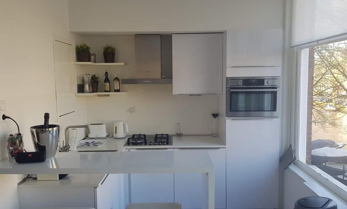 Sunny Canal Apartment  - Upload photos 6