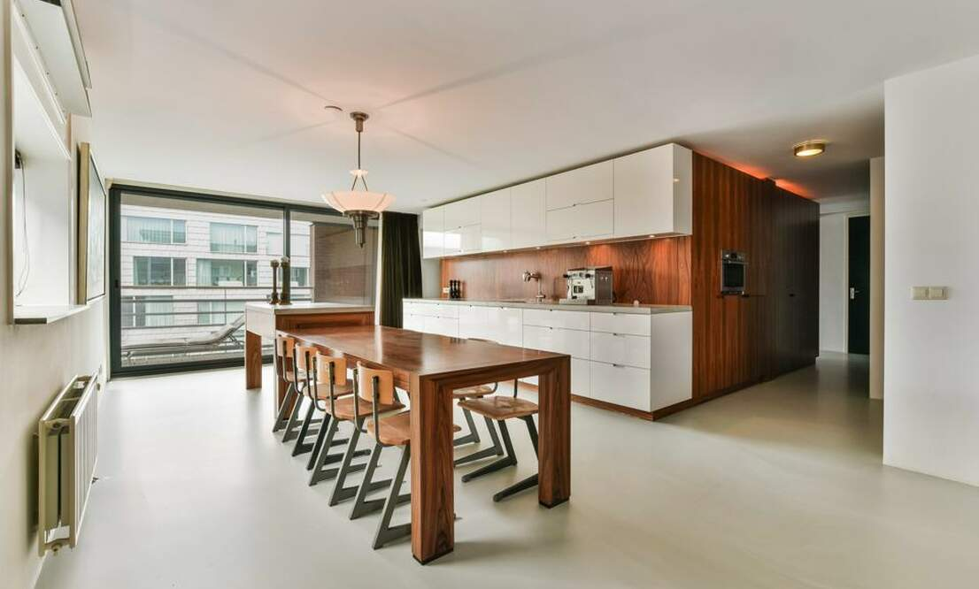 €2,250 / 1br - 125m2 - Unique 1 Bedroom Apartment Available Now (Amsterdam Center) - Upload photos 2