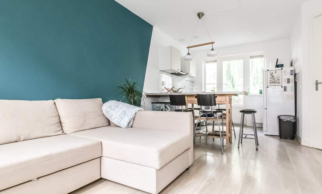 €1.375 / 1br - 50m2 - Furnished 1 Bedroom Apartment Available 1 August (Amsterdam Westerpark) - Upload photos 6