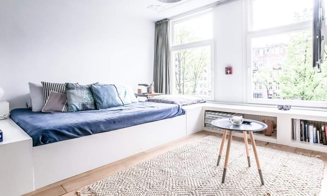€1,350 / 45m2 - Furnished Studio Apartment (Amsterdam Old West) - Upload photos