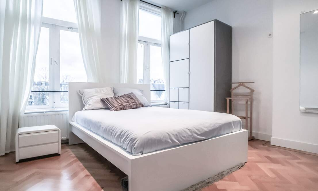 €1.750 / 2br - 70m2 - Furnished 1.5 Bedroom Apartment Available Now (Amsterdam Pijp) - Upload photos 10