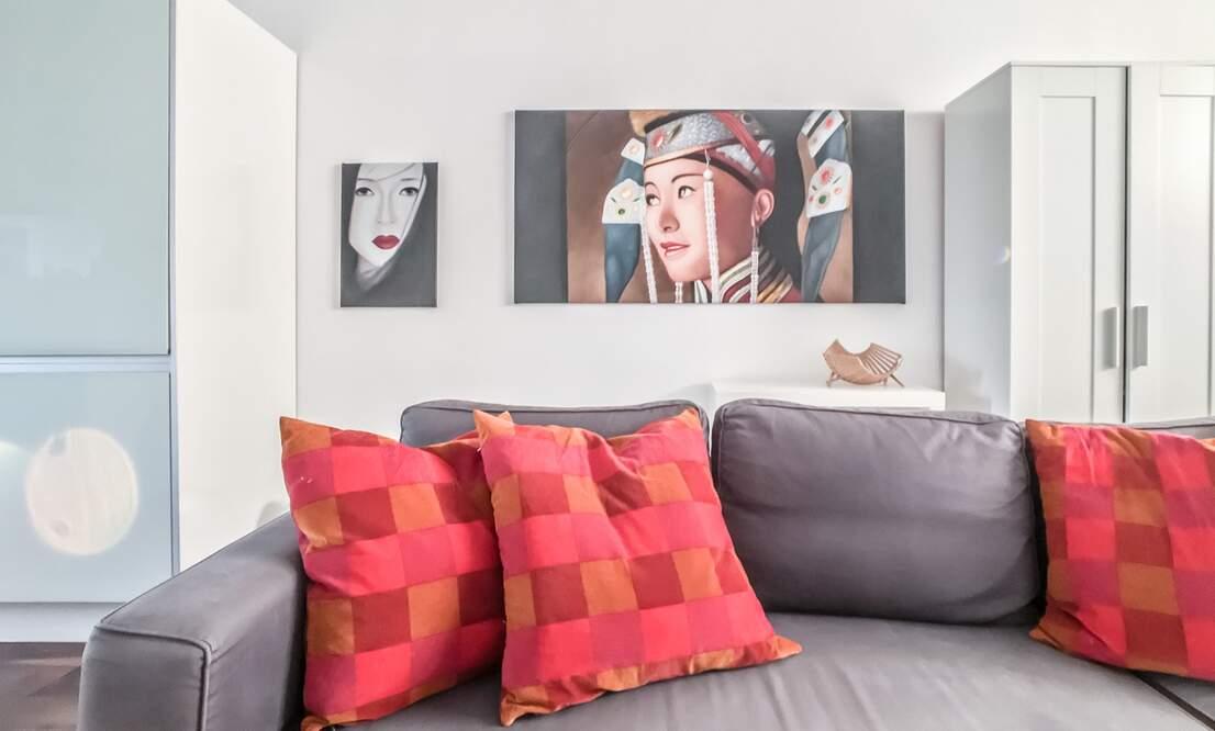 €1.575 / Studio - 72m2 - Furnished Studio Apartment from 1 June (Amsterdam Center / Westerpark) - Upload photos 3