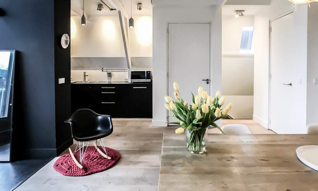NEW: €1.775 / 1br - 70m2 - Furnished 1 Bedroom Apartment from 15 June (Amsterdam Pijp) - Upload photos 16