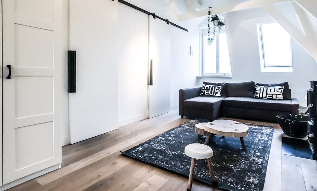 NEW: €1.775 / 1br - 70m2 - Furnished 1 Bedroom Apartment from 15 June (Amsterdam Pijp) - Upload photos 4