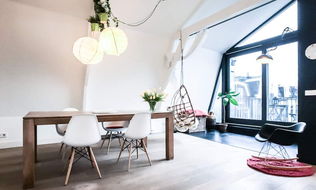 NEW: €1.775 / 1br - 70m2 - Furnished 1 Bedroom Apartment from 15 June (Amsterdam Pijp) - Upload photos 7