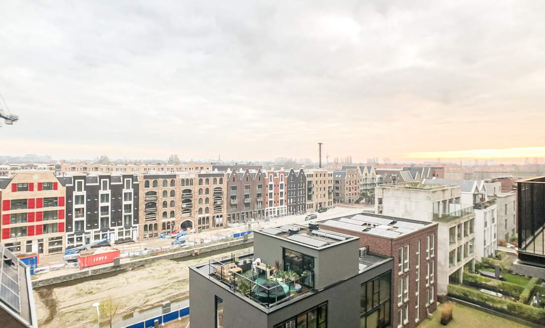 €1.350 / 50m2 - Furnished Open Plan Apartment Available Now (Amsterdam Houthavens) - Upload photos 20