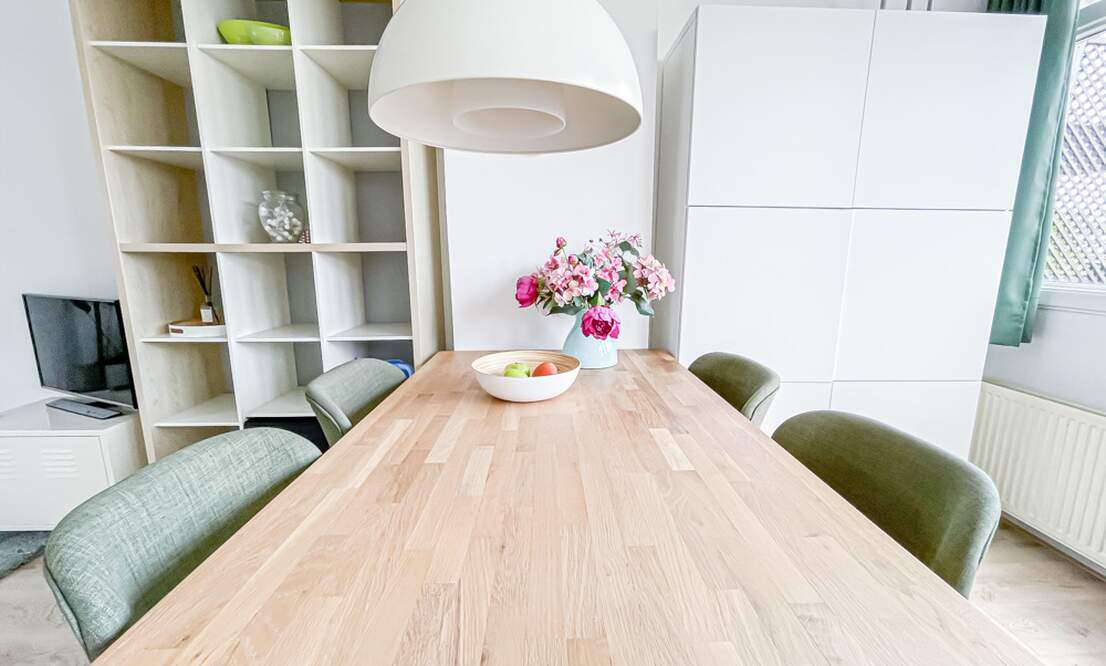 €1.300 / 1br - 50m2 - Furnished 1 Bedroom Apartment Available Now (Amsterdam Vondelpark) - Upload photos 10