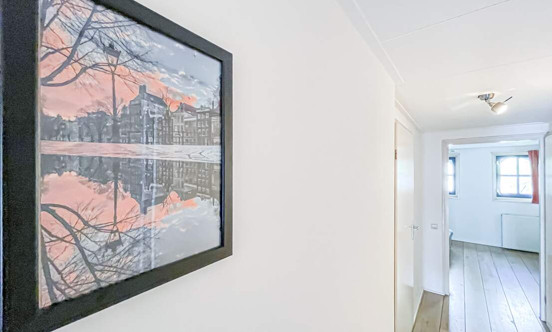 €1.475 / 1br - 66m2 - Furnished 1 Bedroom Apartment Available Now (Amsterdam Center) - Upload photos 10