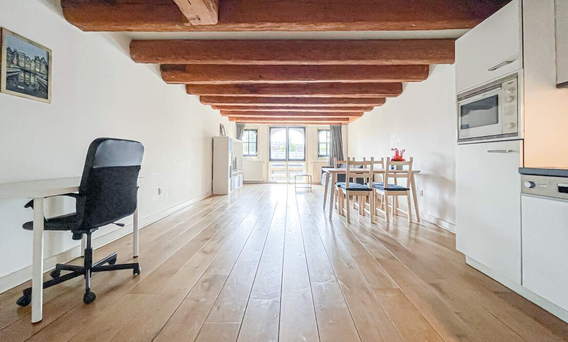 €1.475 / 1br - 66m2 - Furnished 1 Bedroom Apartment Available Now (Amsterdam Center) - Upload photos 3