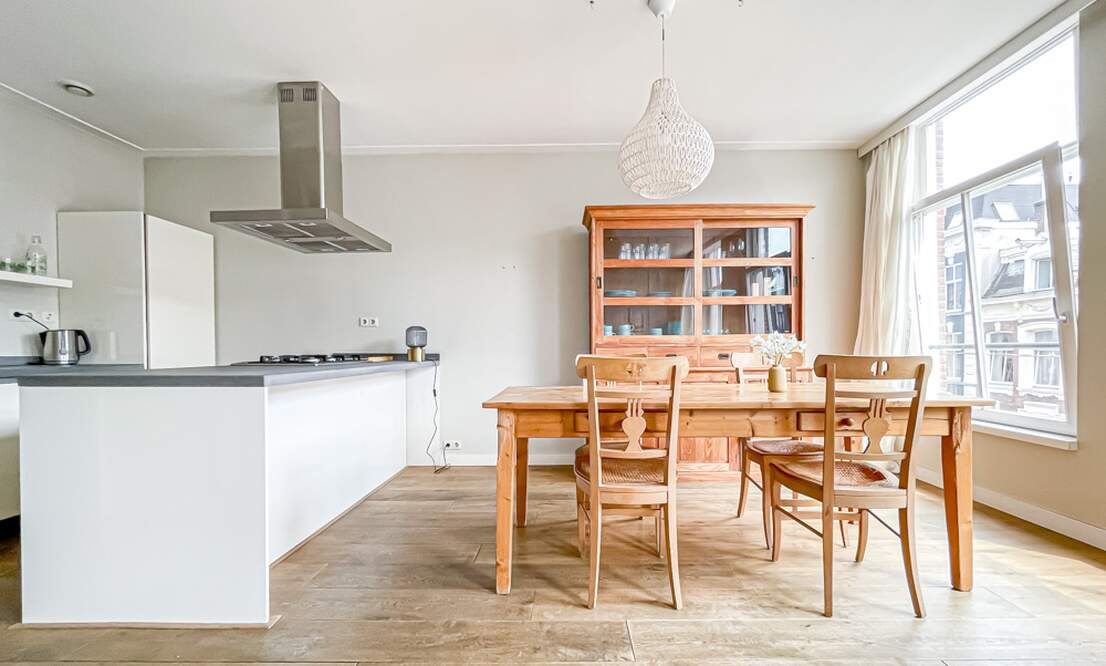 NEW: €1.875 / 2br - 72m2 - Furnished 2 Bedroom Apartment Available Now (Amsterdam Pijp) - Upload photos 6