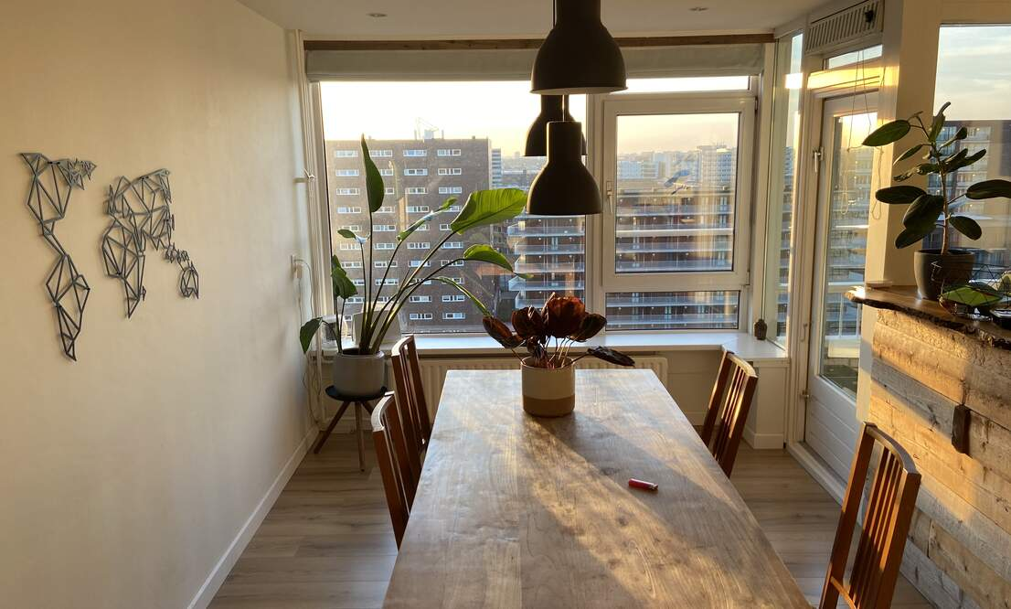Spacious 2bedroom apartment with working space on 11th floor - Upload photos 2