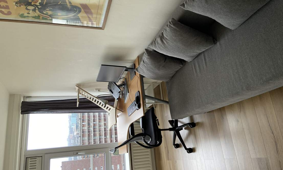 Spacious 2bedroom apartment with working space on 11th floor - Upload photos 6