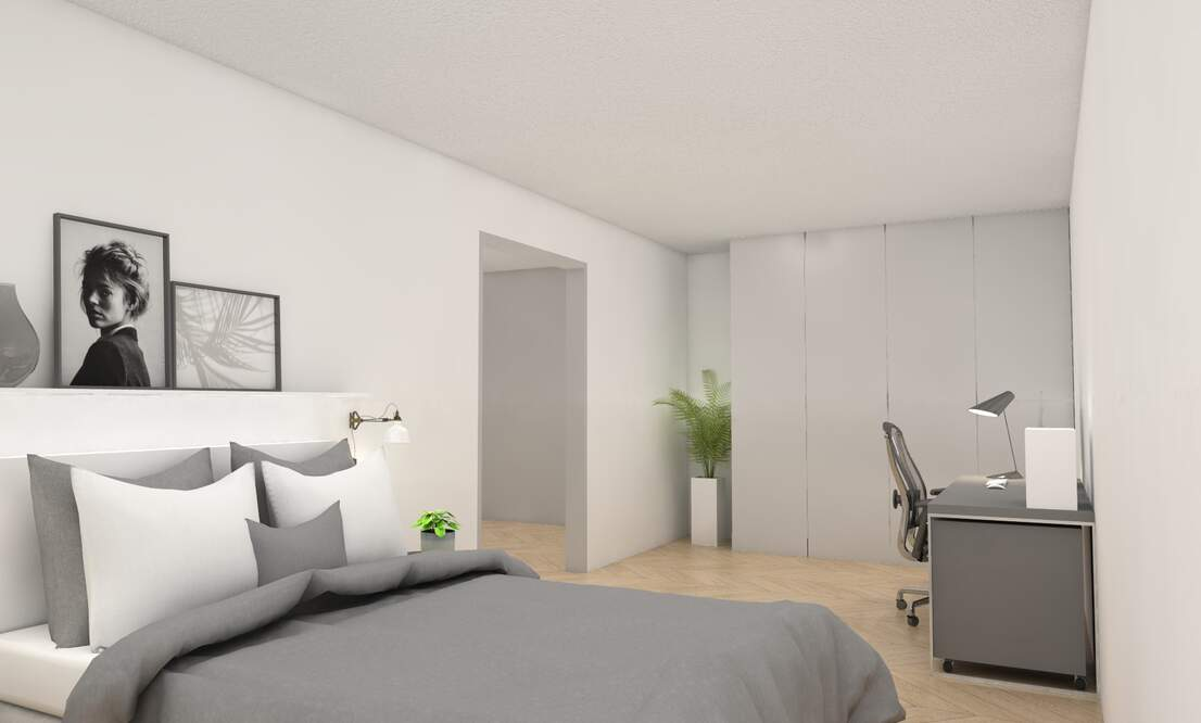 Fully furnished and serviced apartment Tilburg - Upload photos 4