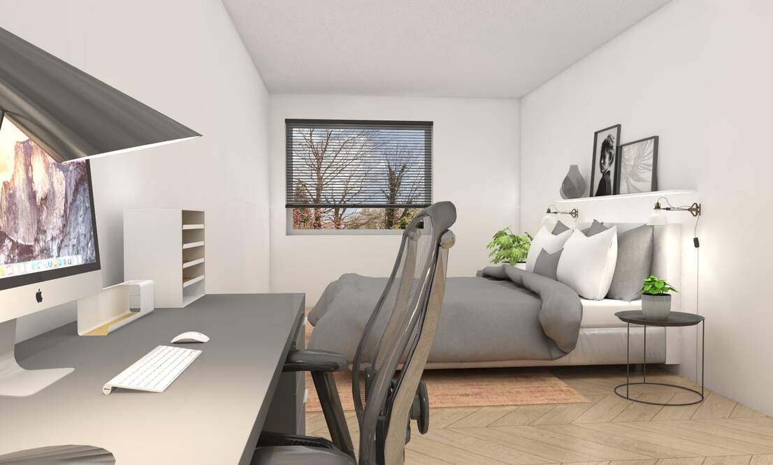 Fully furnished and serviced apartment Tilburg - Upload photos 5