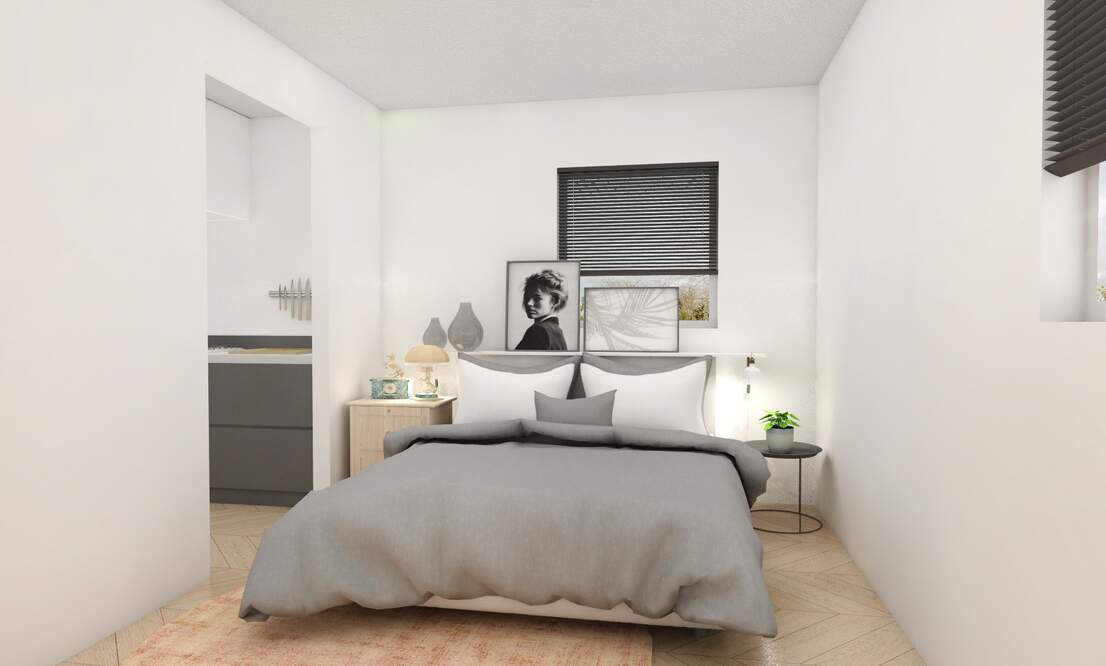 Fully furnished and serviced apartment Tilburg - Upload photos 6