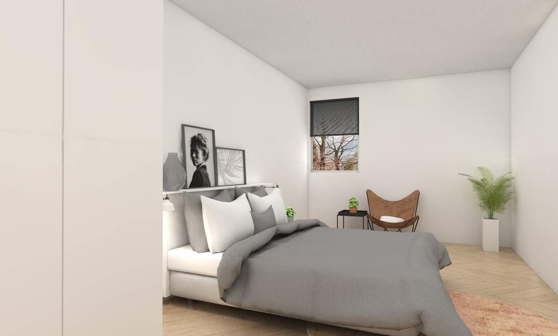 Fully furnished and serviced apartment Tilburg - Upload photos 3