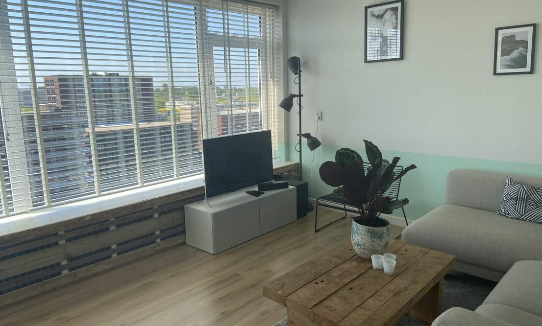 Spacious 2bedroom apartment with working space on 11th floor - Upload photos 7