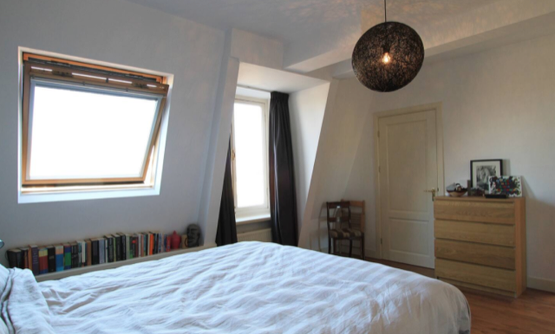 Fantastic Apartment with rooftop in Baarsjes/Bos en Lommer to Rent - Upload photos 2