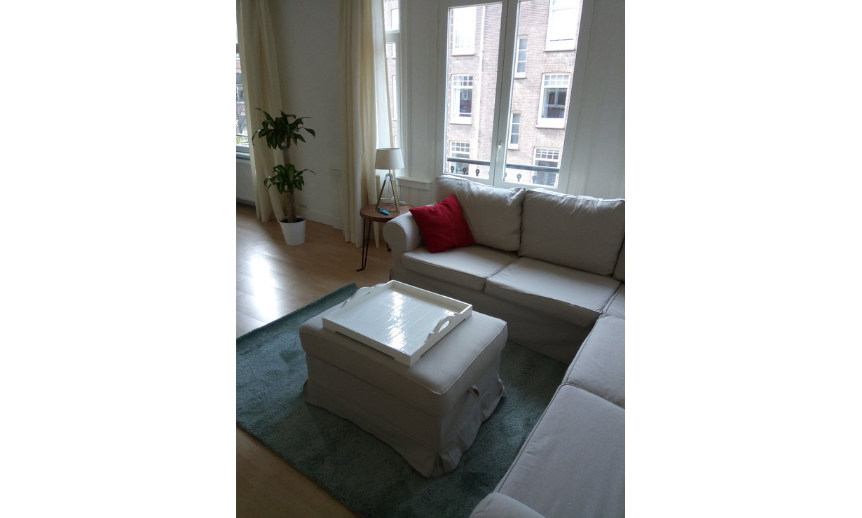 Real Amsterdam apartment with all comfort  - Upload photos 2