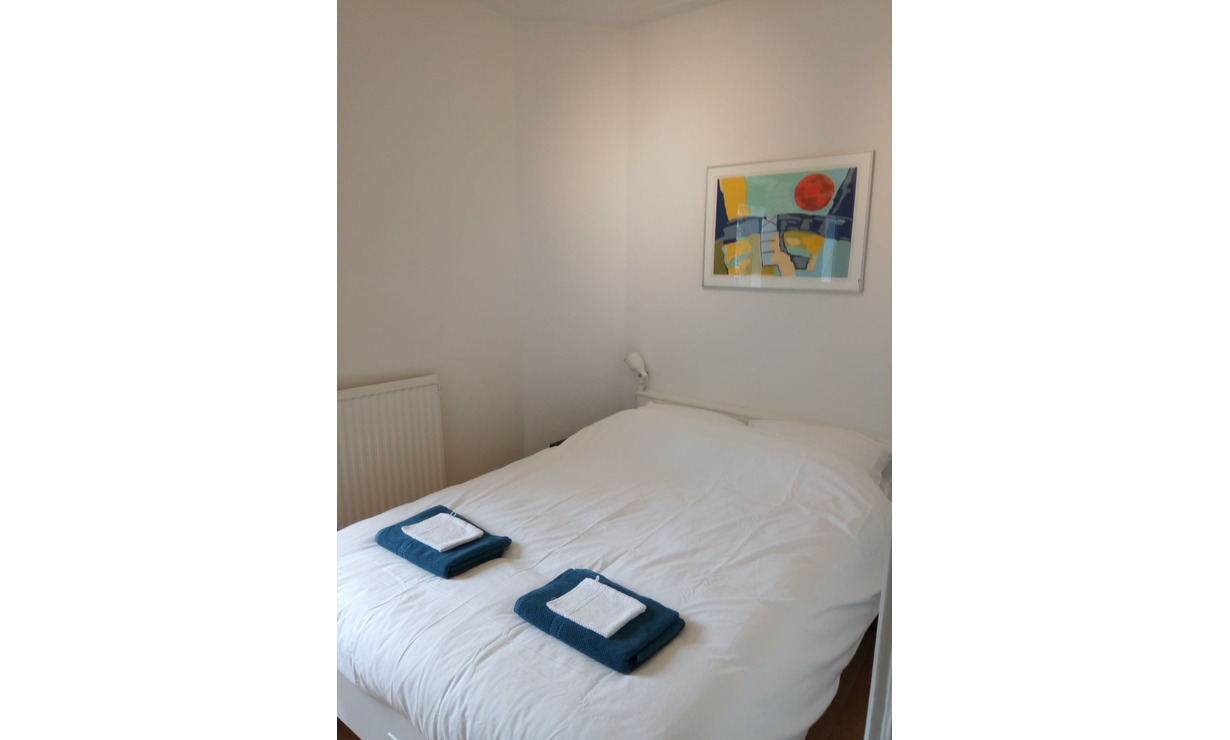 Real Amsterdam apartment with all comfort  - Upload photos 21