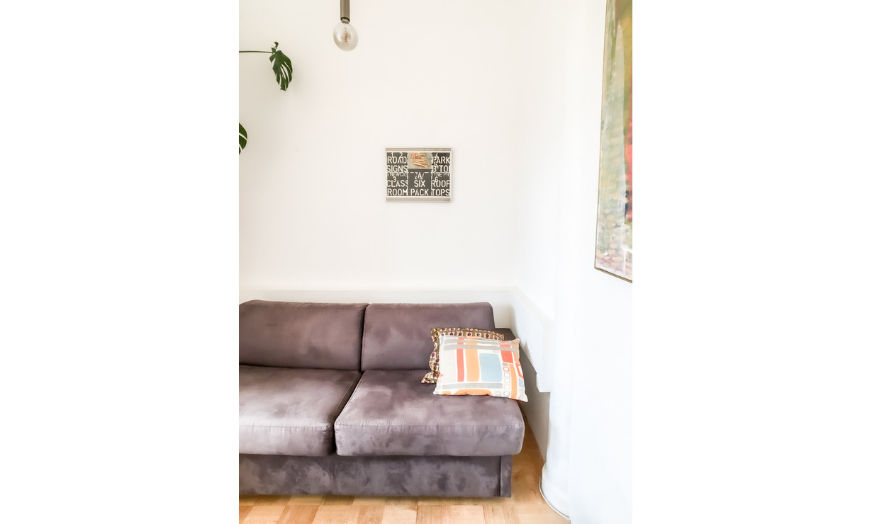 €1,250 / 1br - 30m2 - Furnished Studio Apartment Available Now to 1 Person (Amsterdam Jordaan) - Upload photos 5