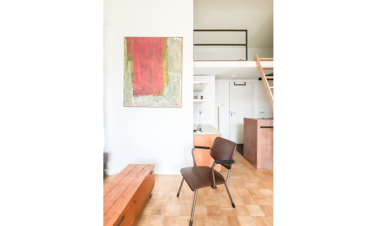 €1,250 / 1br - 30m2 - Furnished Studio Apartment Available Now to 1 Person (Amsterdam Jordaan) - Upload photos 6