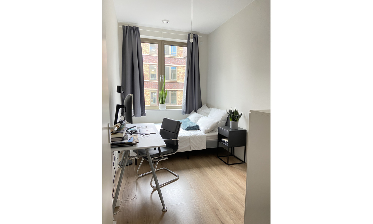 Room available in Zuidas - Upload photos