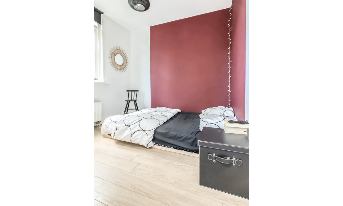 €1.375 / 1br - 50m2 - Furnished 1 Bedroom Apartment Available 1 August (Amsterdam Westerpark) - Upload photos 10