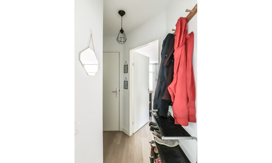 €1.375 / 1br - 50m2 - Furnished 1 Bedroom Apartment Available 1 August (Amsterdam Westerpark) - Upload photos 11