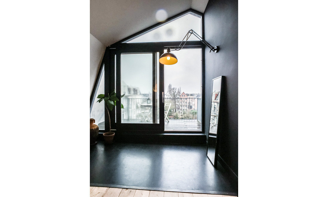 NEW: €1.775 / 1br - 70m2 - Furnished 1 Bedroom Apartment from 15 June (Amsterdam Pijp) - Upload photos 15