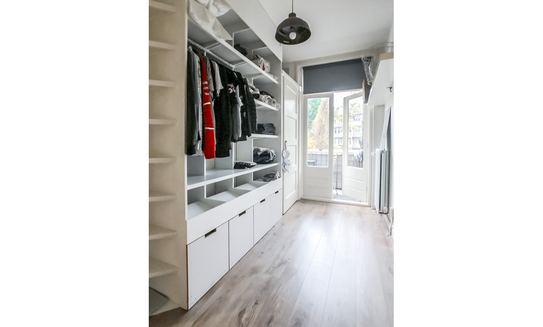 NEW: €1.450 / 2.5br - 55m2 - Furnished 2.5 Bedroom Apartment Available from 1 July (Amsterdam de Krommerdt) - Upload photos 12