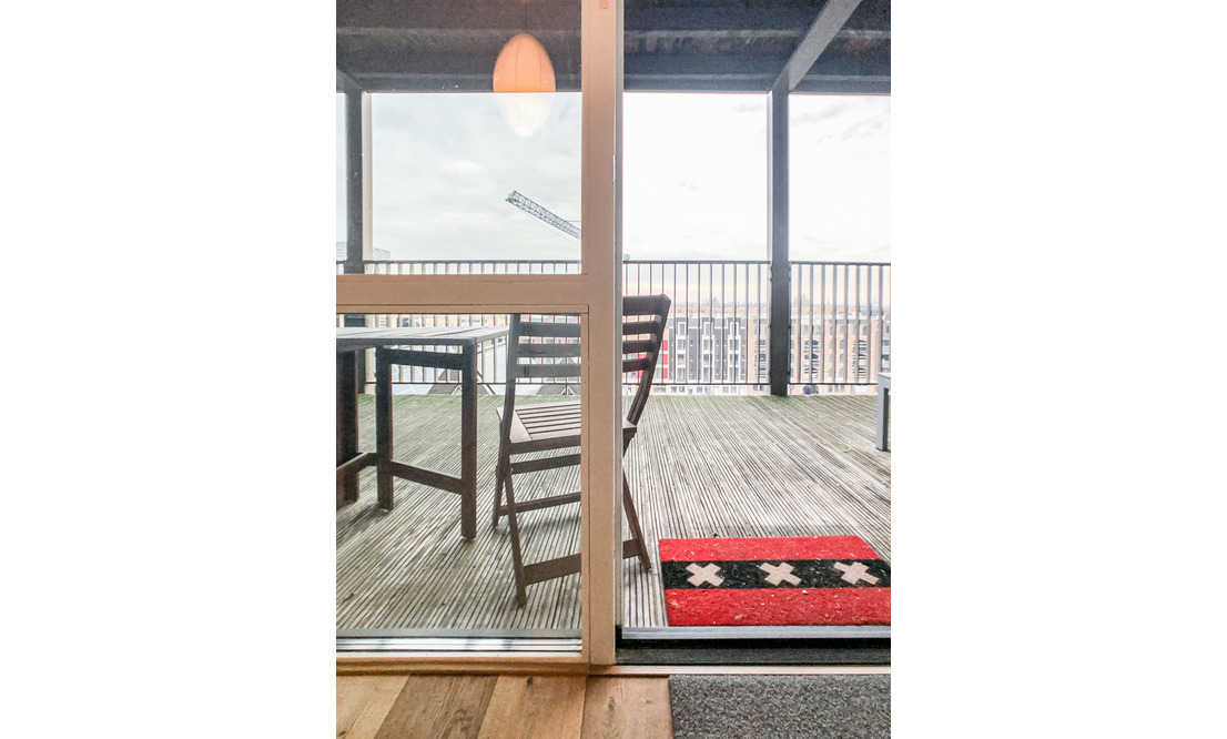 €1.350 / 50m2 - Furnished Open Plan Apartment Available Now (Amsterdam Houthavens) - Upload photos 16