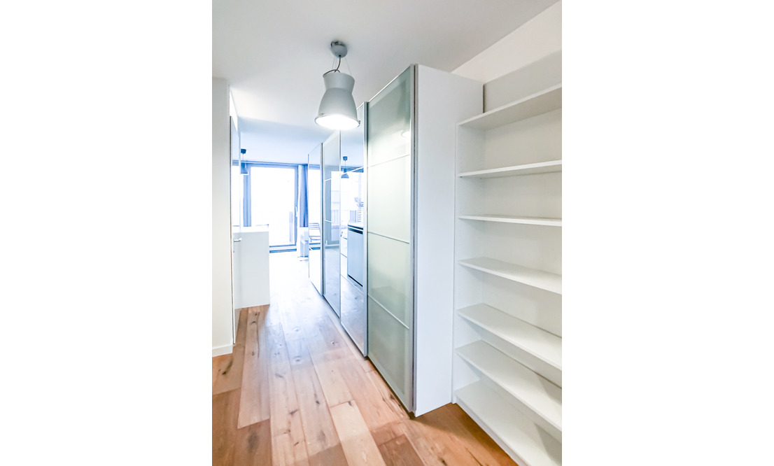 €1,350 / 50m2 - Furnished Studio Apartment Available Now (Amsterdam Houthavens) - Upload photos 4