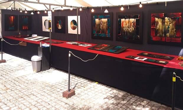 Art Amsterdam Spui Market