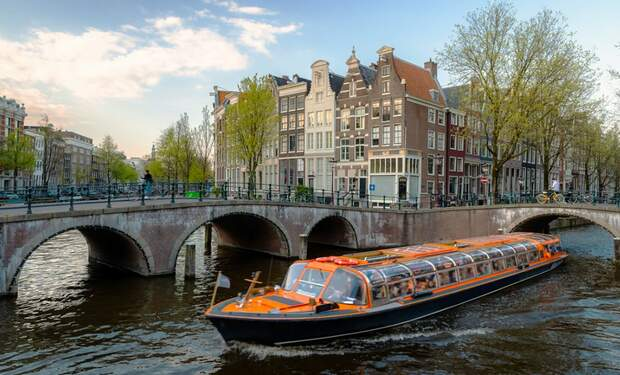 Canal cruises