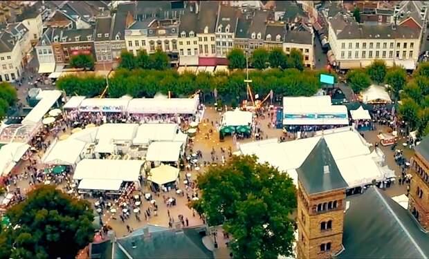 Preuvenemint, free food festival