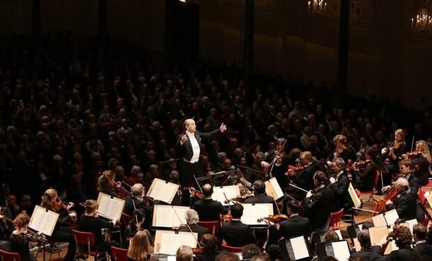 Concertgebouworkest plays Rossini, Mozart and Haydn