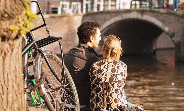 Following your partner to the Netherlands: First steps