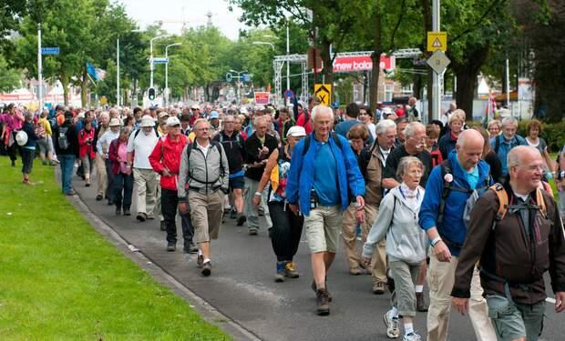 International Four Day Marches Nijmegen
