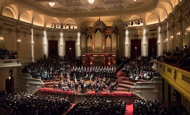 Royal Concertgebouw Orchestra Christmas Matinee