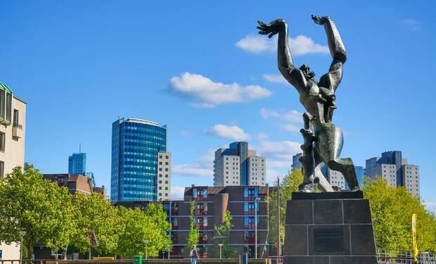 Rotterdam Blitz Commemoration