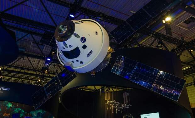 Space Expo presents Mission at the Museum