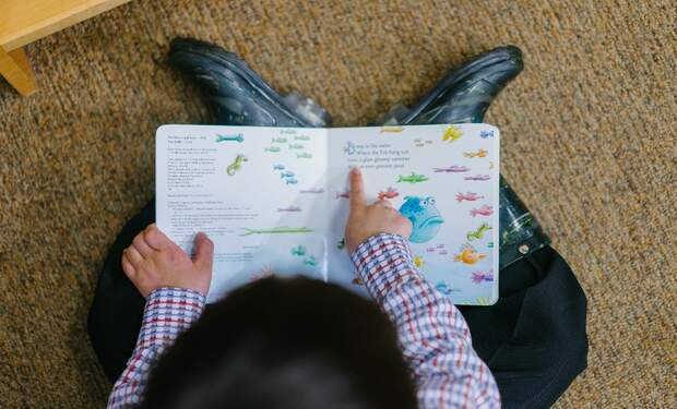 Top 5 tips to support your child's reading at home