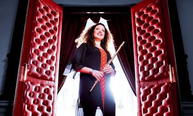 TRACKS: Nai Barghouti & band at Concertgebouw